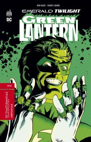 Green Lantern Emerald Twilight critique