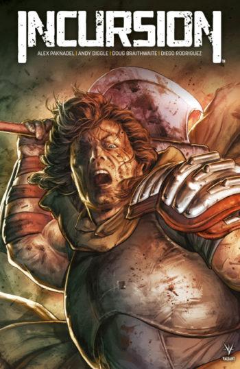 incursion bliss editions comics