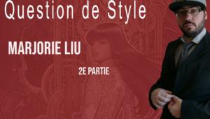 Marjorie Liu QdS