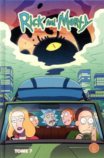 Rick et Morty tome 7