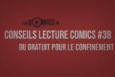 Conseils Lecture Comics Gratuit