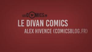Podcast ComicsBlog Divan