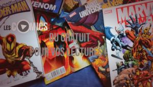 Lecture comics gratuit