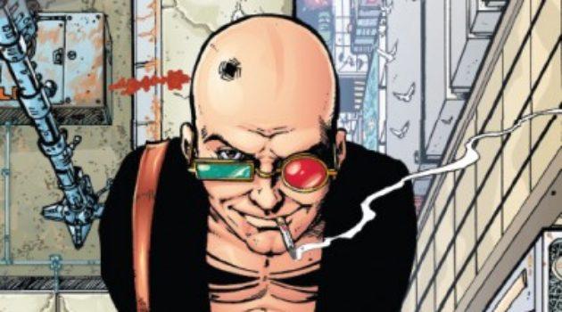 Transmetropolitan Urban Comics