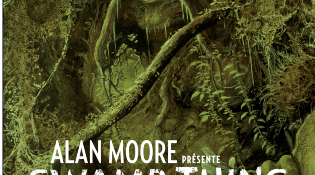 alan moore swamp thing run