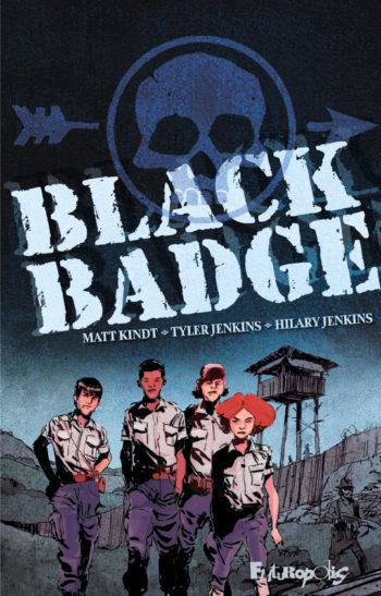 black badge futuropolis