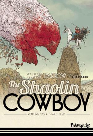 Shaolin cowboy futuropolis