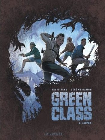 Green Class le Lombard tome 2