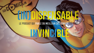 Comics indispensables podcast
