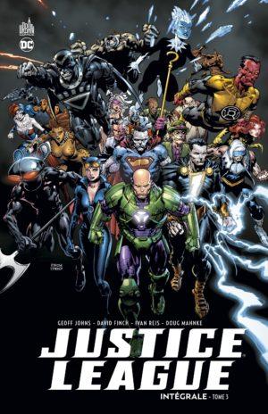 Justice League Intégrale Tome 3