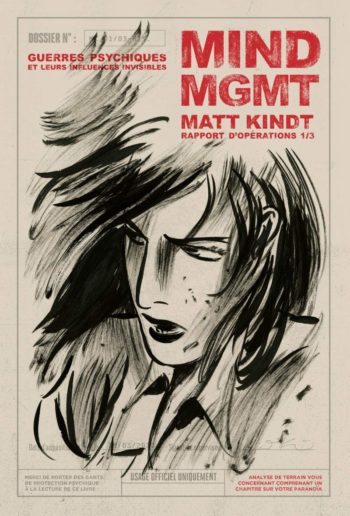 Mind MGMT critique