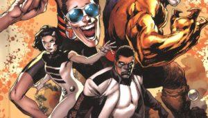 The Terrifics Urban Comics Lemire