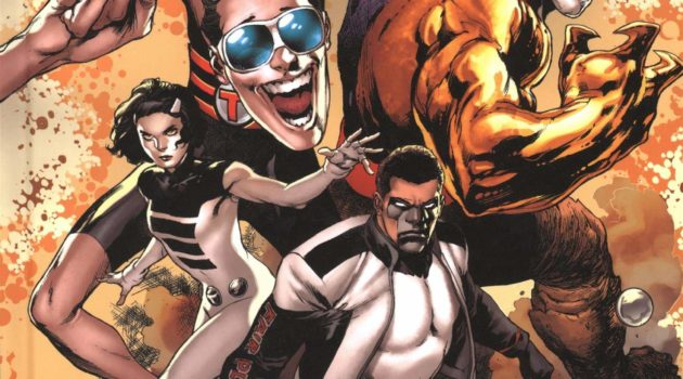 The Terrifics Urban Comics Lemire