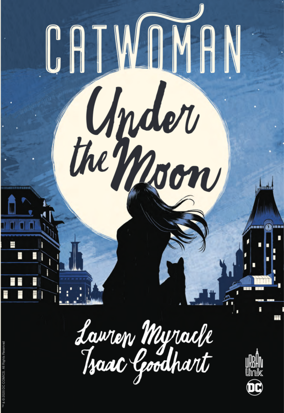 Catwoman Under the Moon [Urban Link] Underthemoon