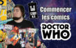 comics Doctor Who