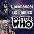 comics Doctor Who