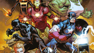 Panini Comics Avengers tome 1