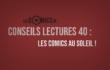 Conseil Lecture Comics 40