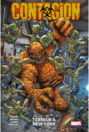 contagion marvel comics
