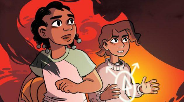 sorcière secrète tome 2 garçon sorcière kinaye