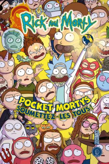 Rick et Morty : Pocket Mortys