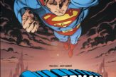Superman up in the sky urban comics DC