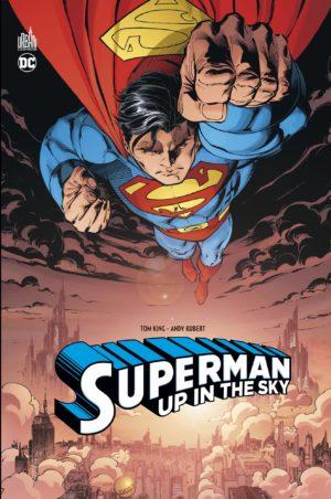 Superman up in the sky urban comics DC
