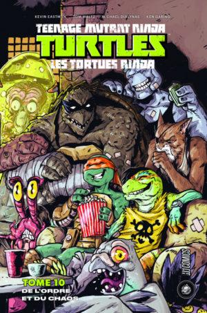 Les Tortues Ninja Tome 10