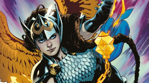 valkyrie marvel comics