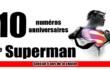 anniversaires de Superman 80 ans