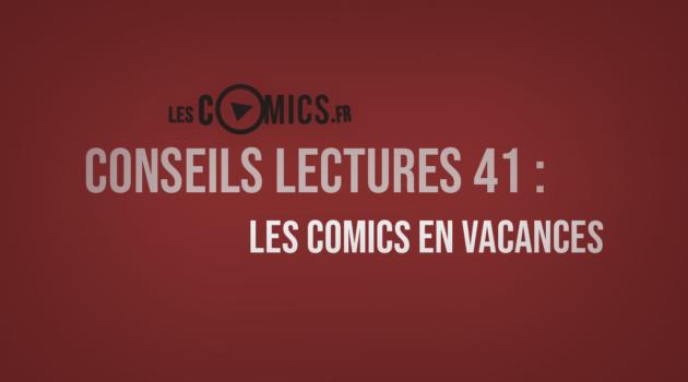 Lecture vacances