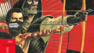 grenn arrow longbow hunters urban comics