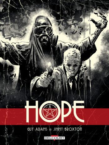 hope delcourt comics