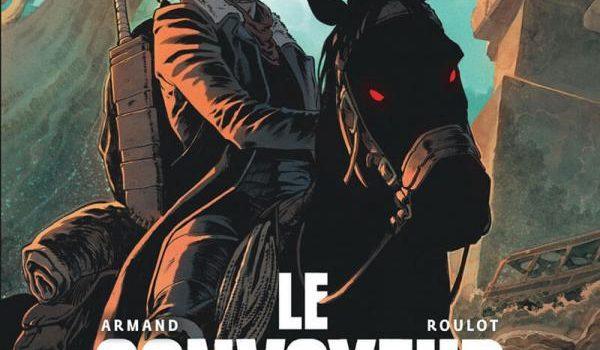 Le Lombard Le Convoyeur tome 1