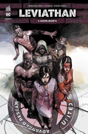 Leviathan comics