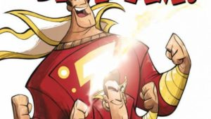 billy batson magie shazam urban comics