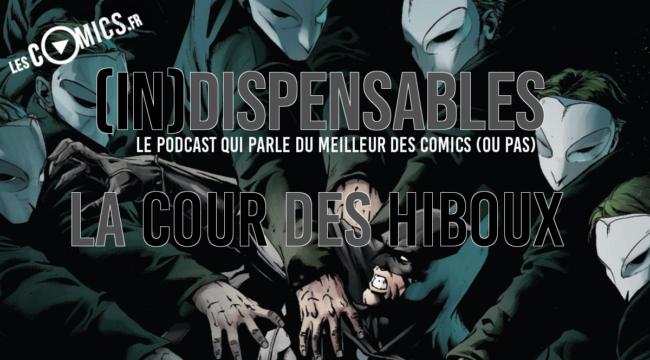 Batman La Cour des Hiboux