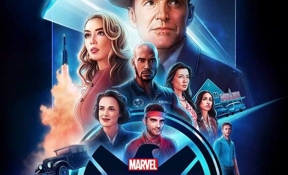 agents of shield saison 7 poster