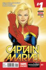Captain Marvel Kelly Sue DeConnick
