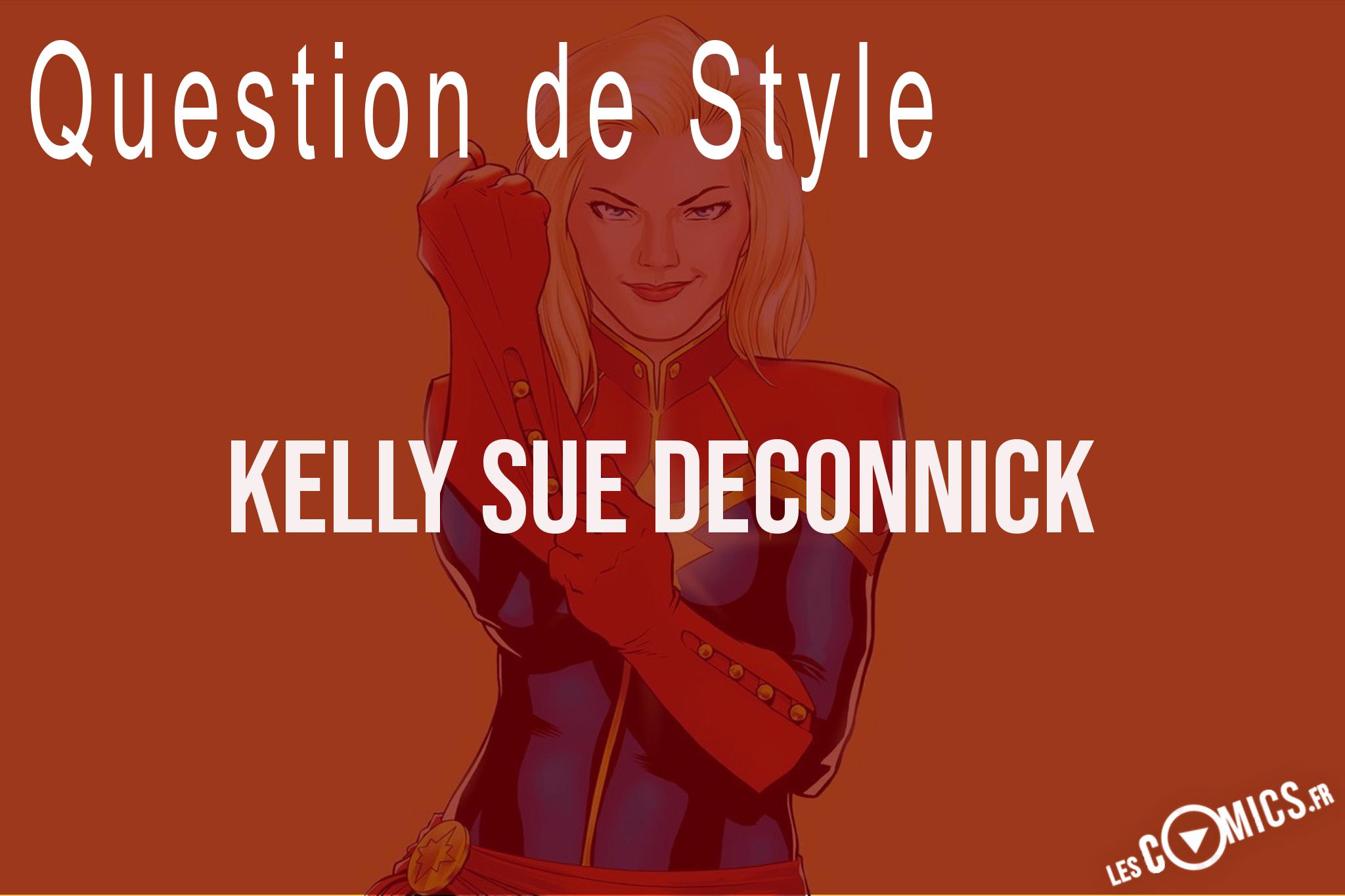 Kelly Sue DeConnick vignette