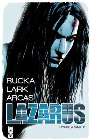 Lazarus BD Glénat tome 1