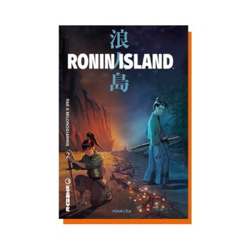 ronin island tome 2