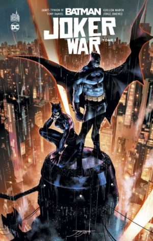 Batman Joker War Urban Comics tome 1