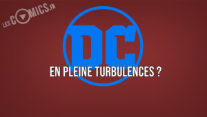 Dc comics turbulences