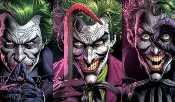 Three Jokers Batman