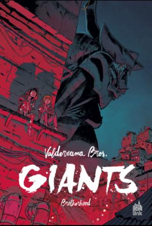 Urban Comics Giants