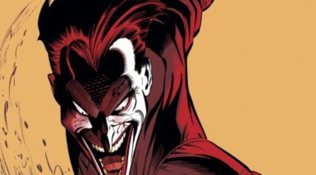 Joker comics rire