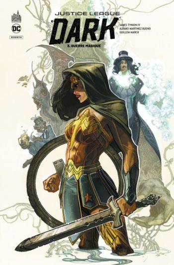Justice League Dark Urban Comics tome 3