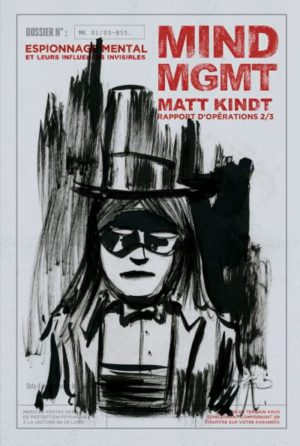 mind mgmt tome 2