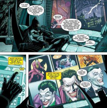 Trois Jokers Three